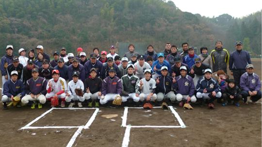 野球部OB会|熊城 - 熊本市立千原台高等学校同窓会サイト